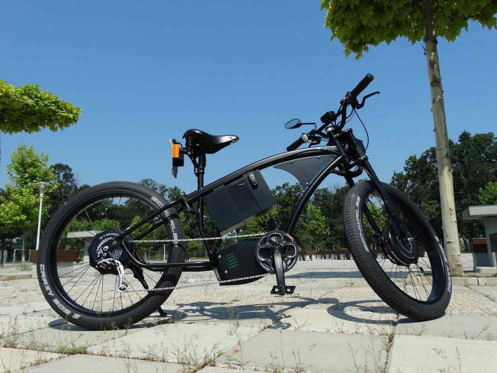 e bikes makes commuting super easy