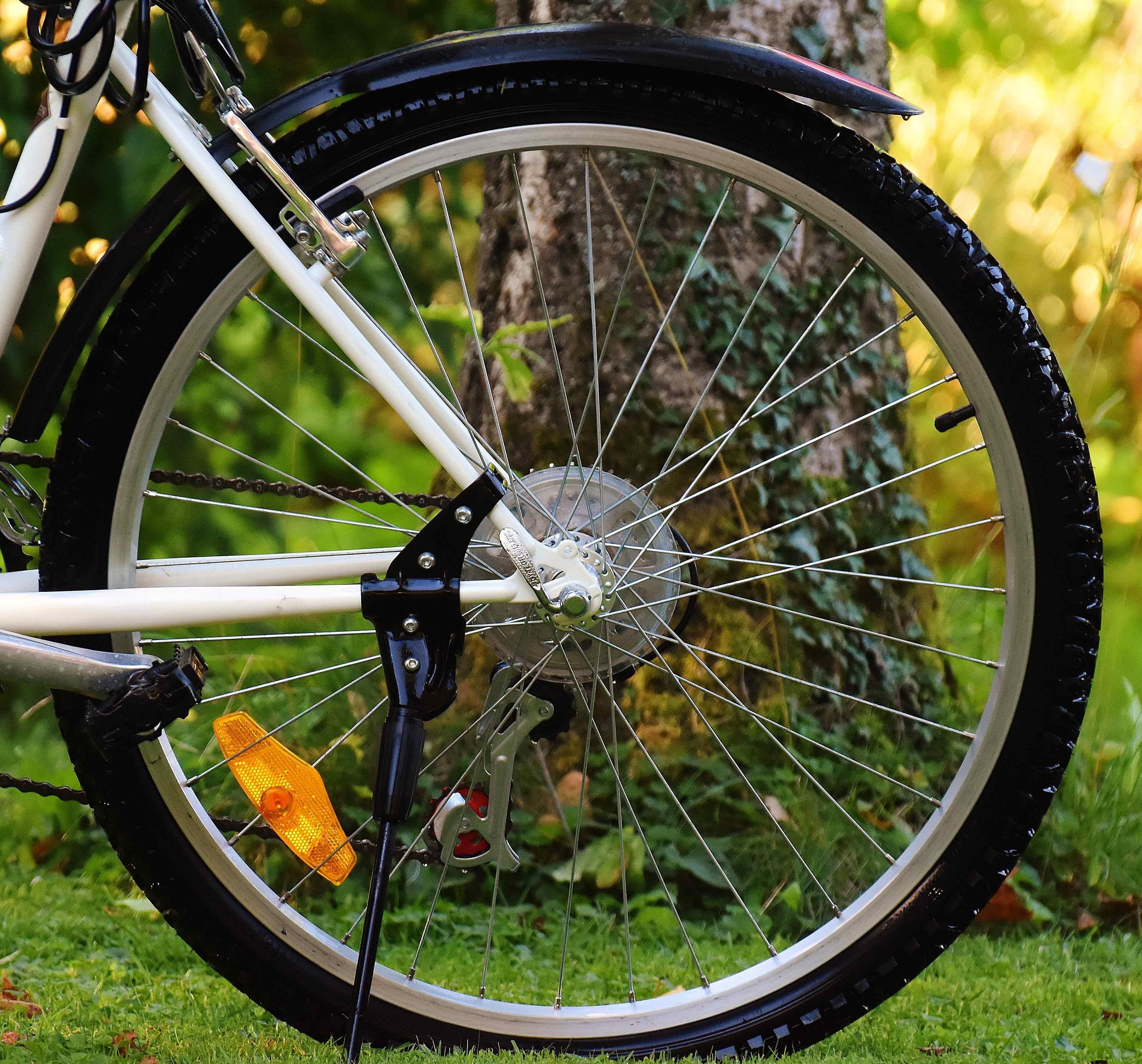 measure bike tire