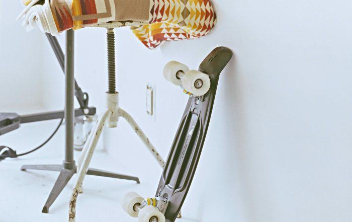 skateboard racks