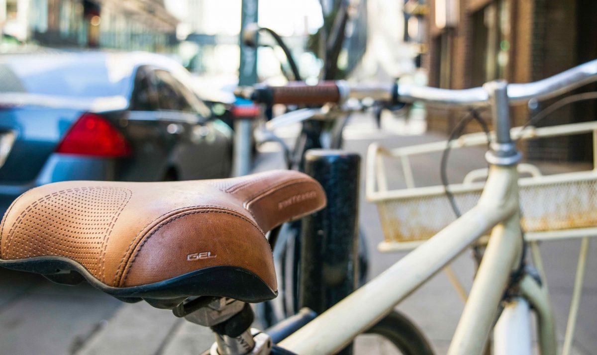 Cloud 9 Cruiser Lycra Comfort Wide Seat Spring Suspension Bike Saddle Bicycle