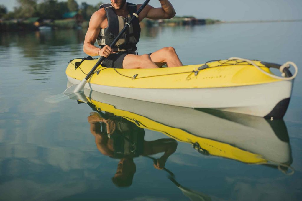 kayaking life vest