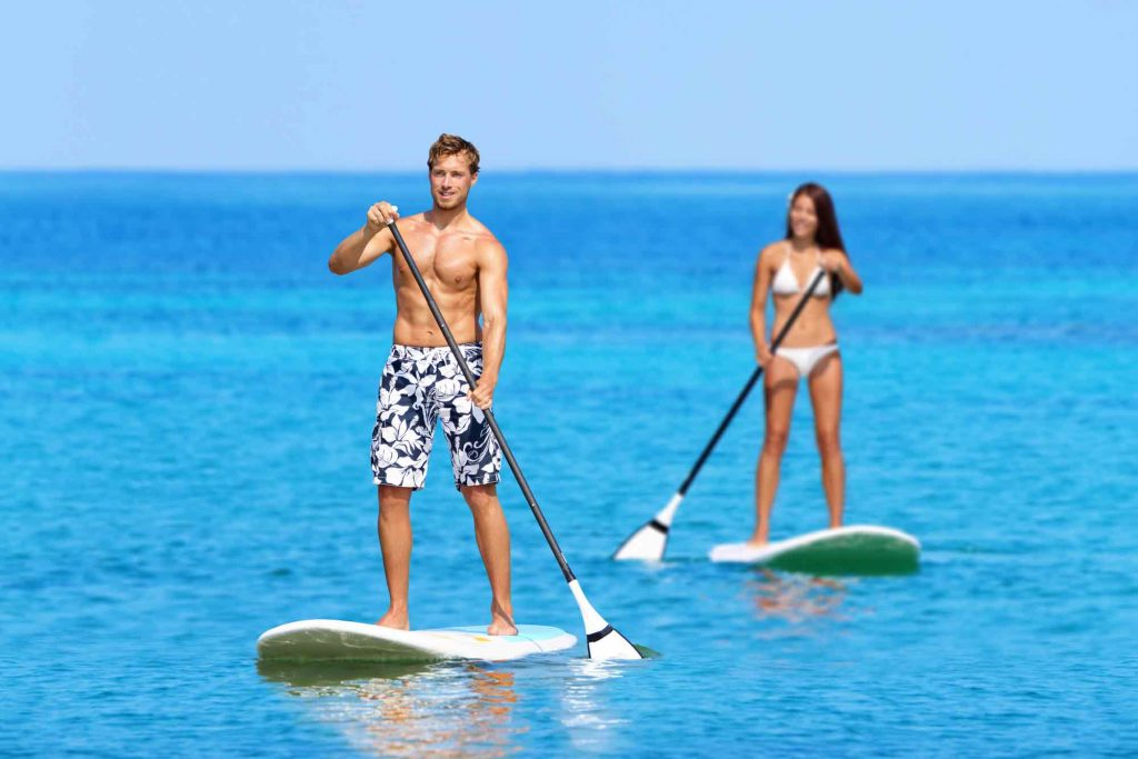paddle boarding tips technique