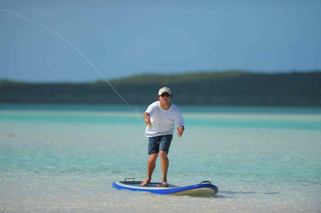 stand up paddle board for fishing