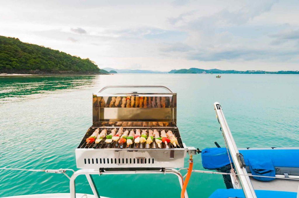 barbeque marine grills