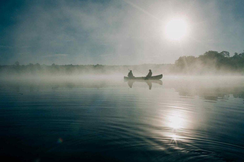 lightweight canoes