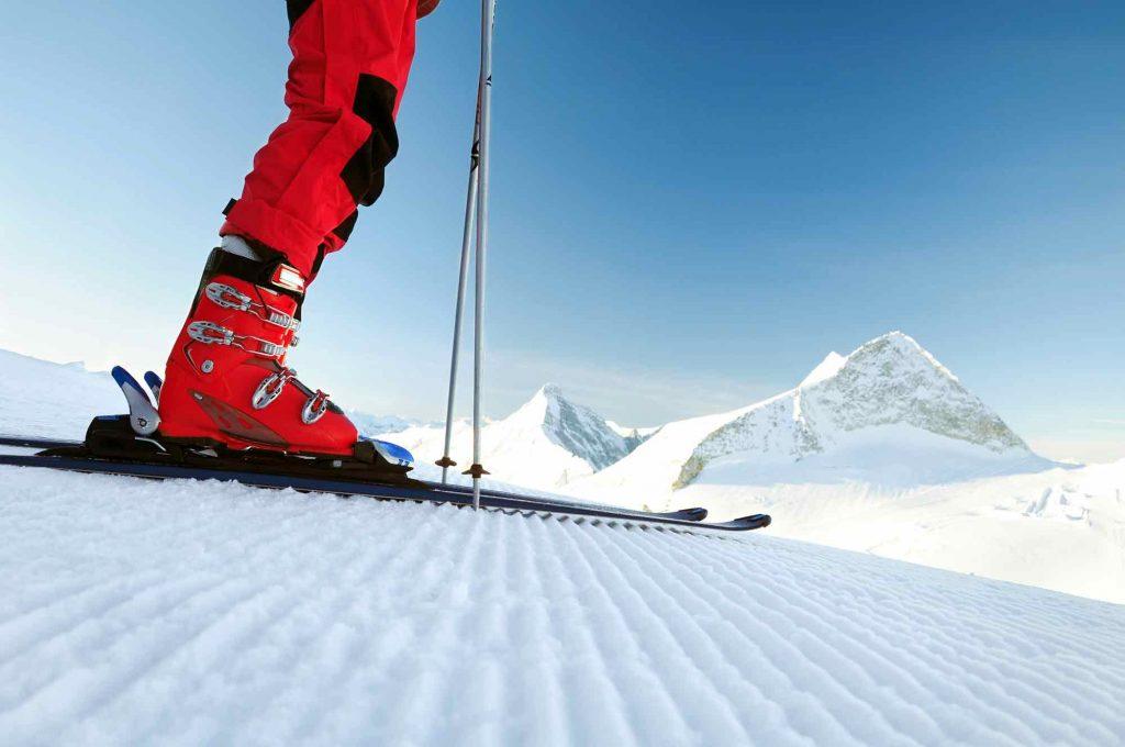 comfortable ski boots