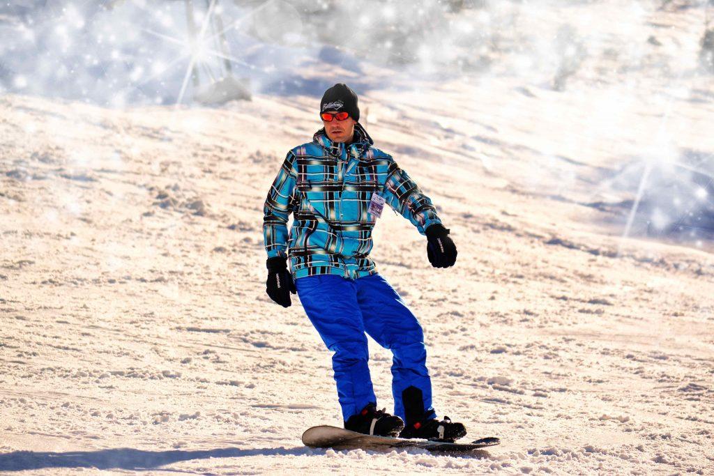 snowboarder coat