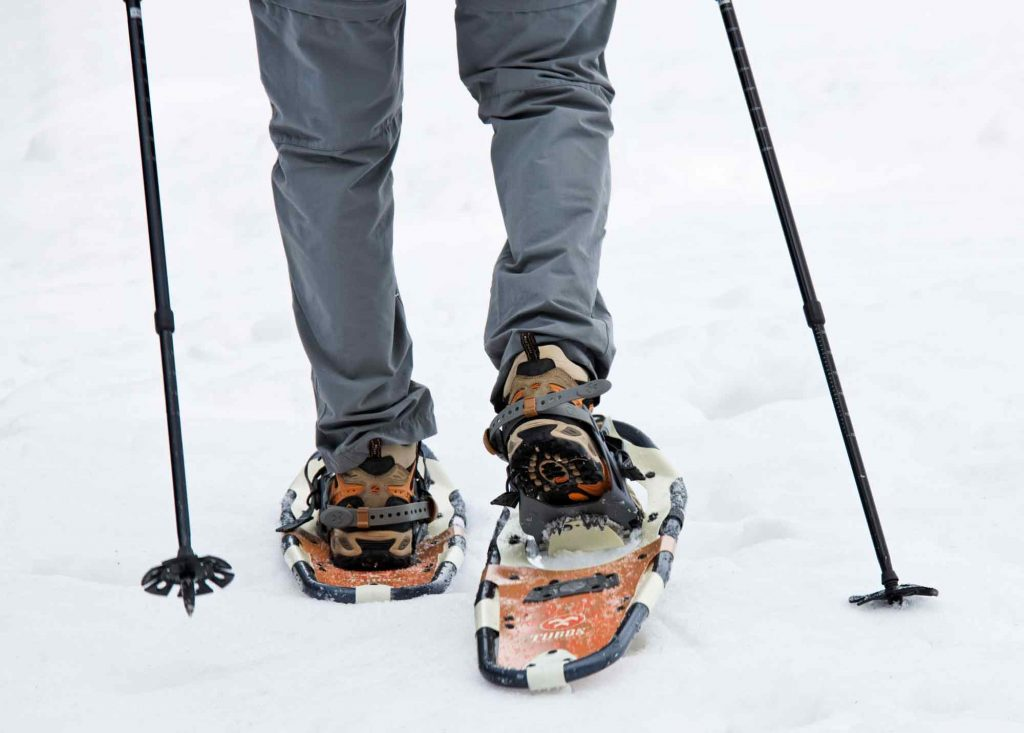 beginner snowshoes