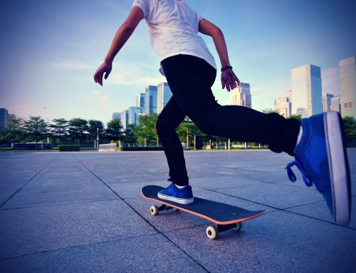 Is Skateboarding a Good Form of Exercise?