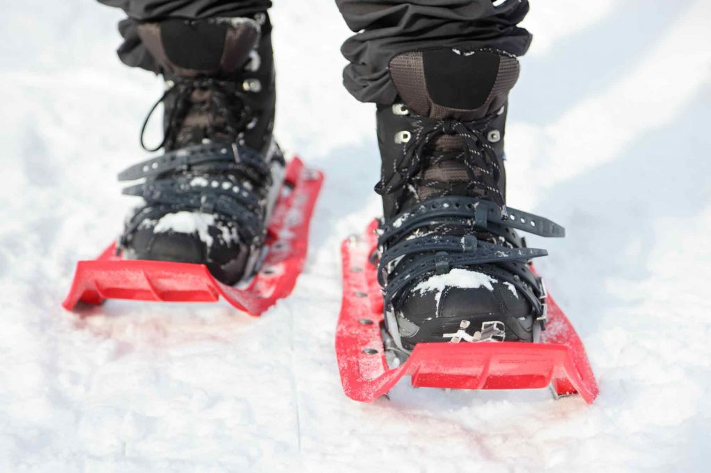 snow shoes for beginners