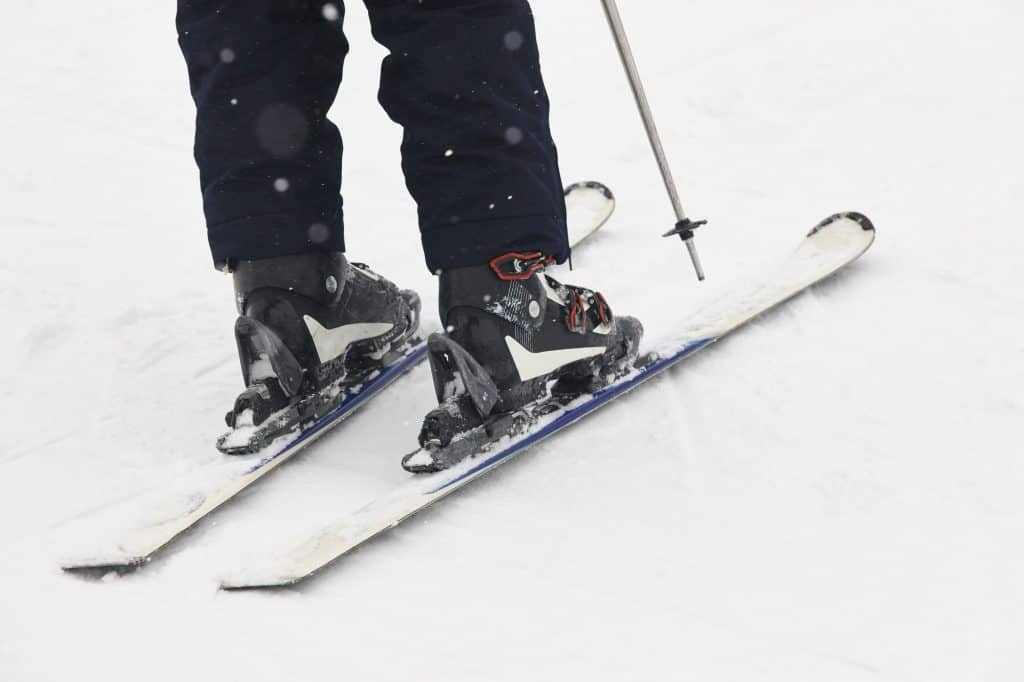 all mountain ski binding