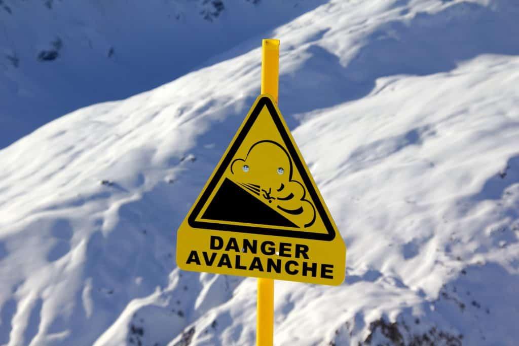 avalanche transceiver