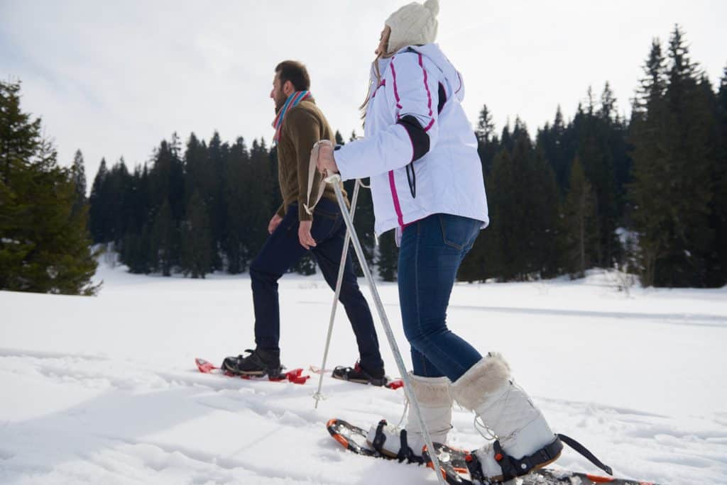 boots for snowshoeing