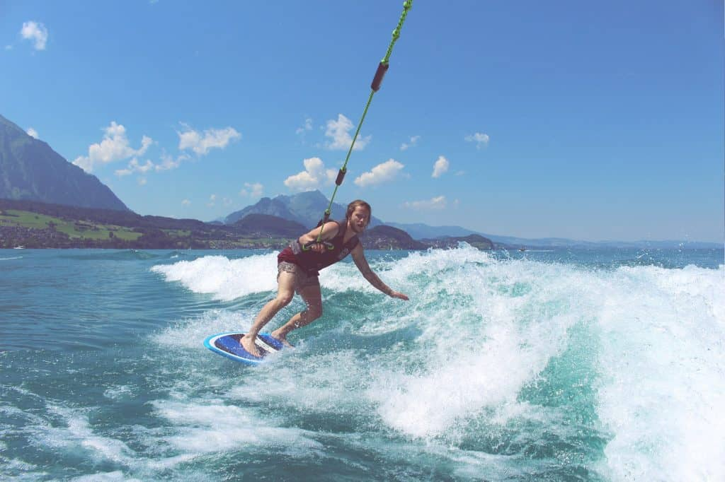 beginner wake surf boards