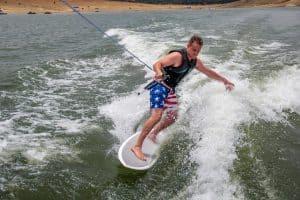 best wakesurf board