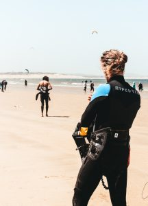 what do you wear under a wetsuit