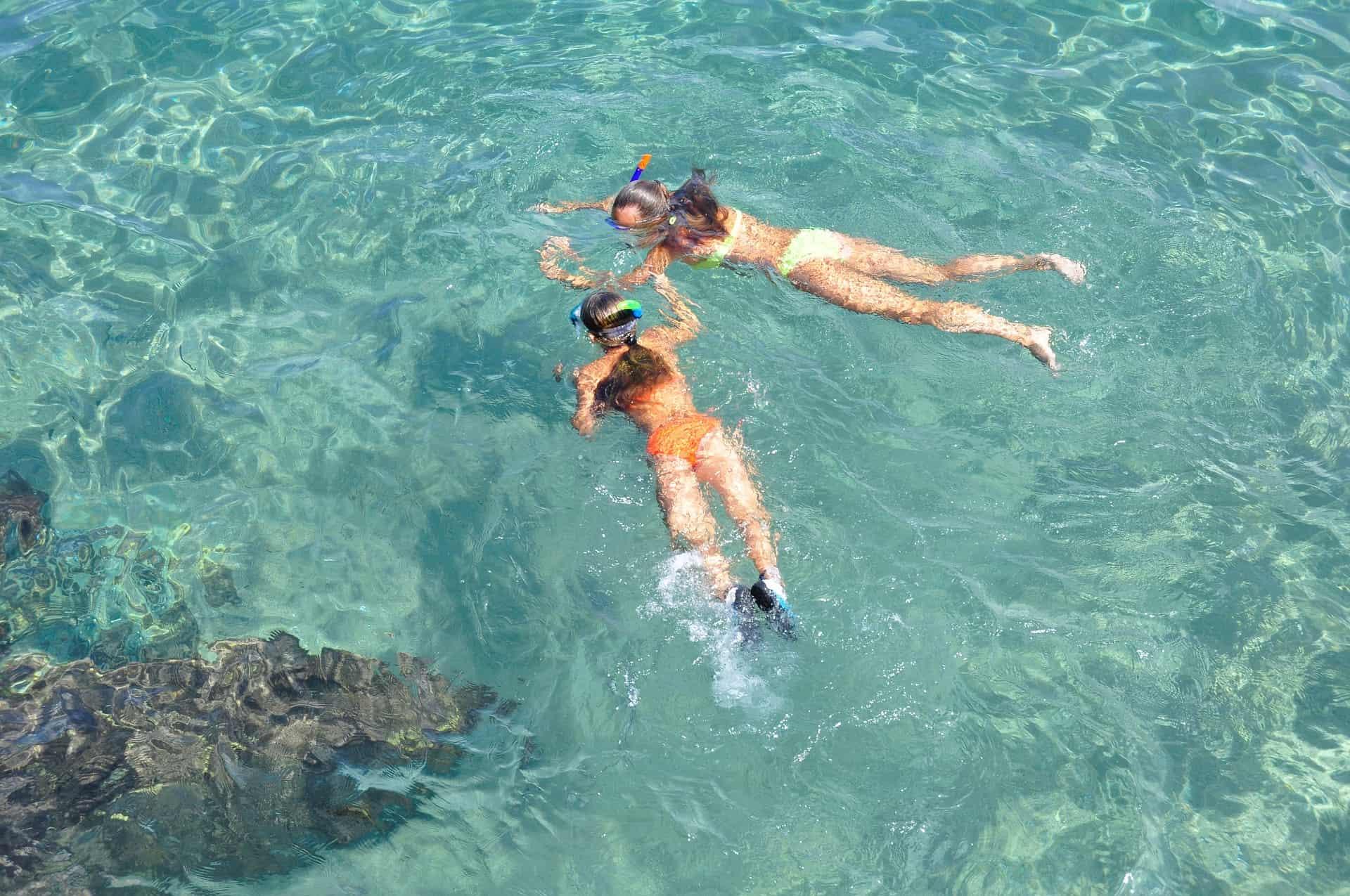 snorkeling vs scuba