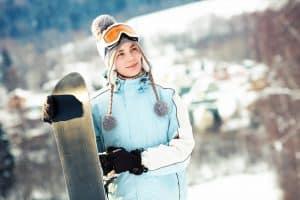 best ski mittens
