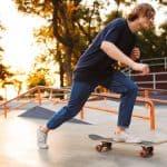 The Many Health Benefits of Skateboarding