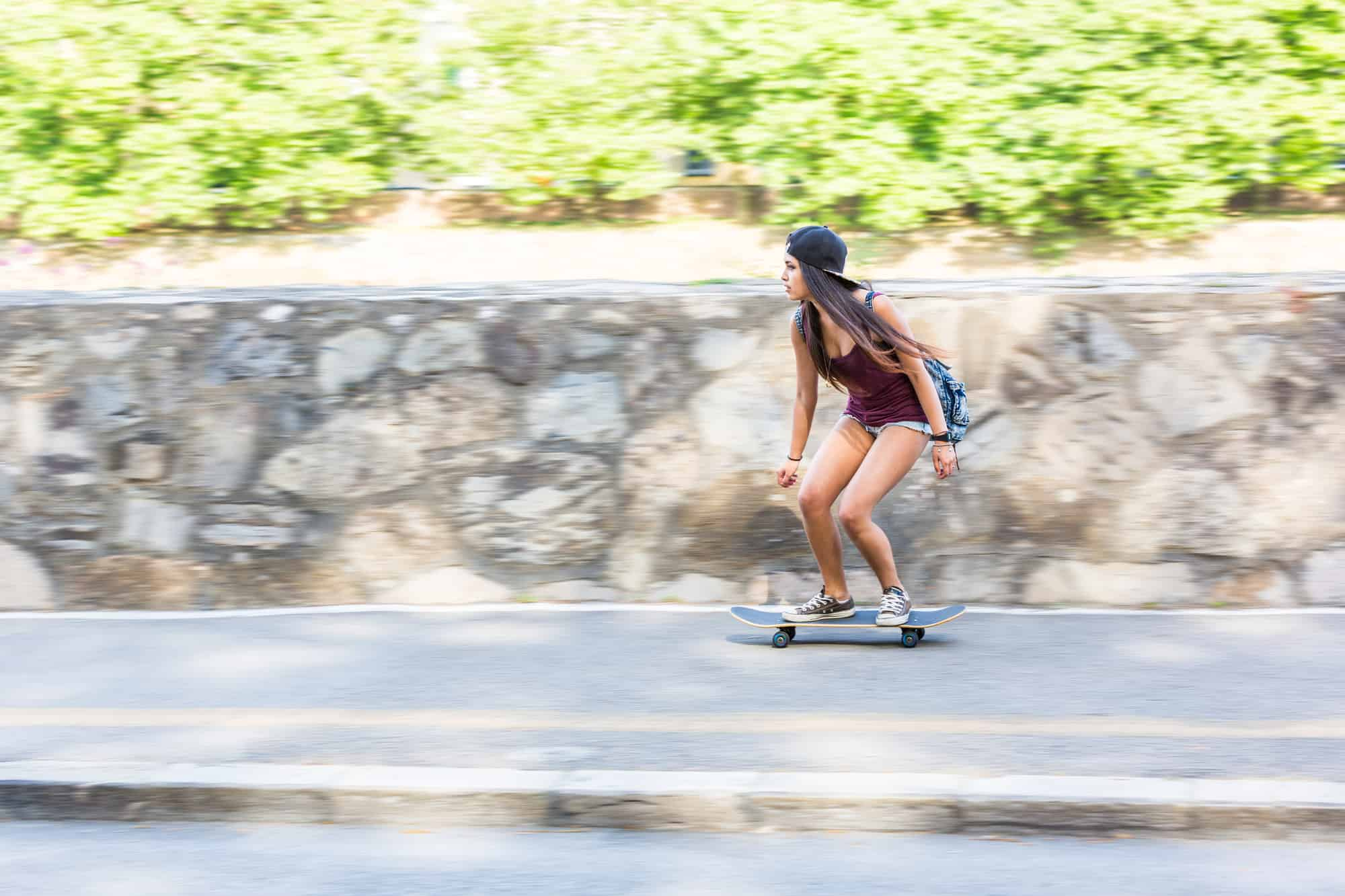 how to make your skateboard faster