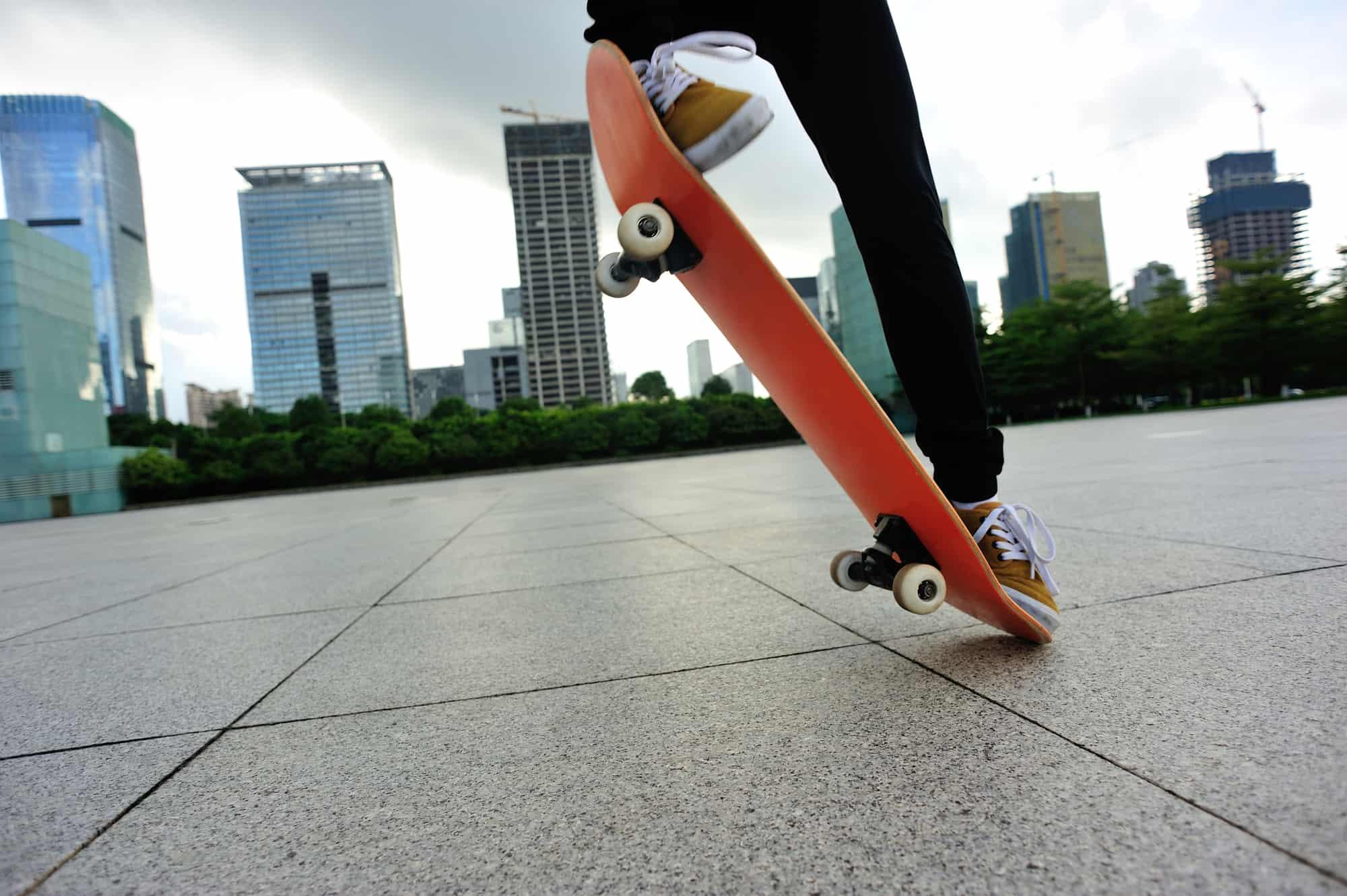 is skateboarding hard