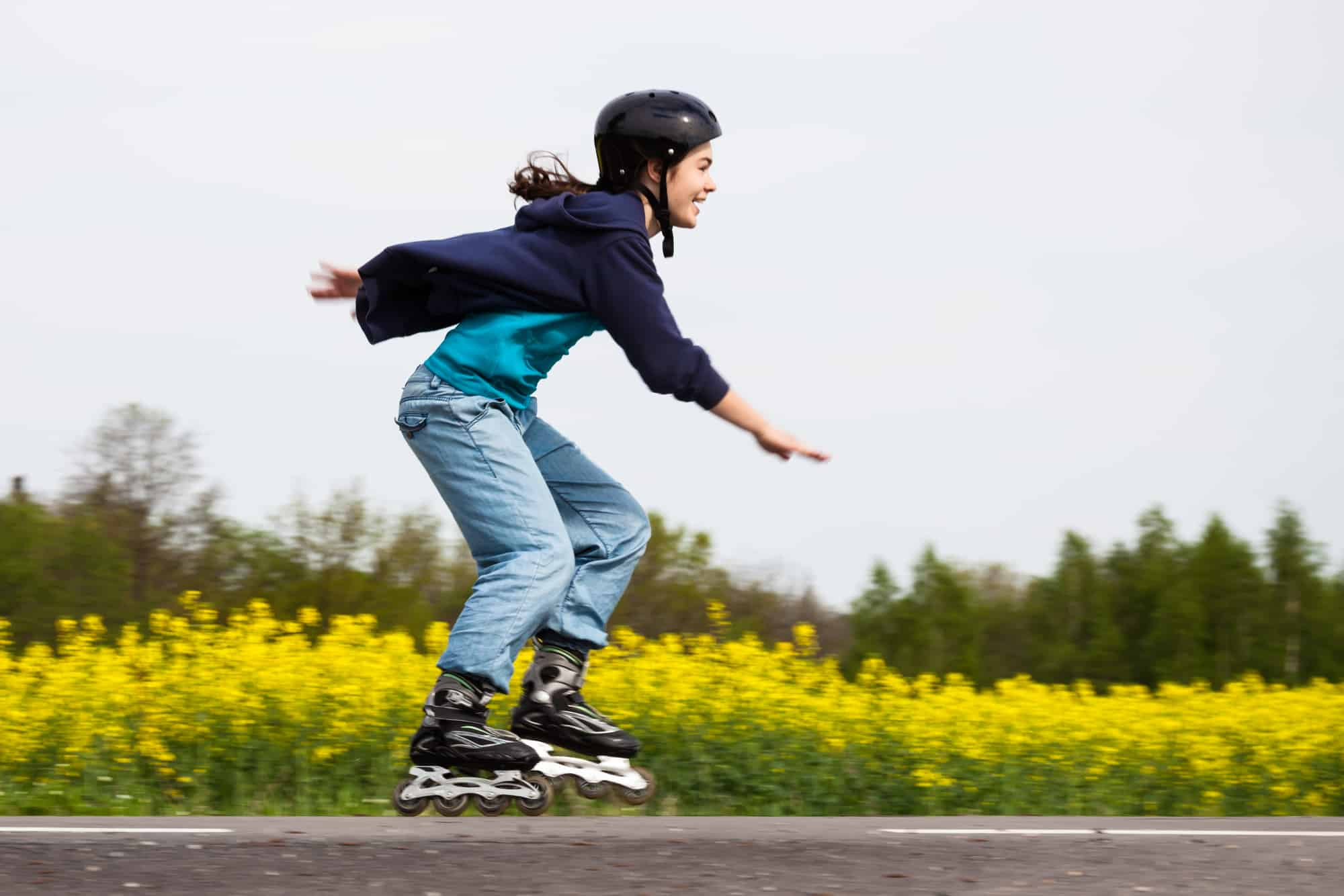 rollerblading benefits