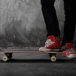 How To Stop on a Skateboard?