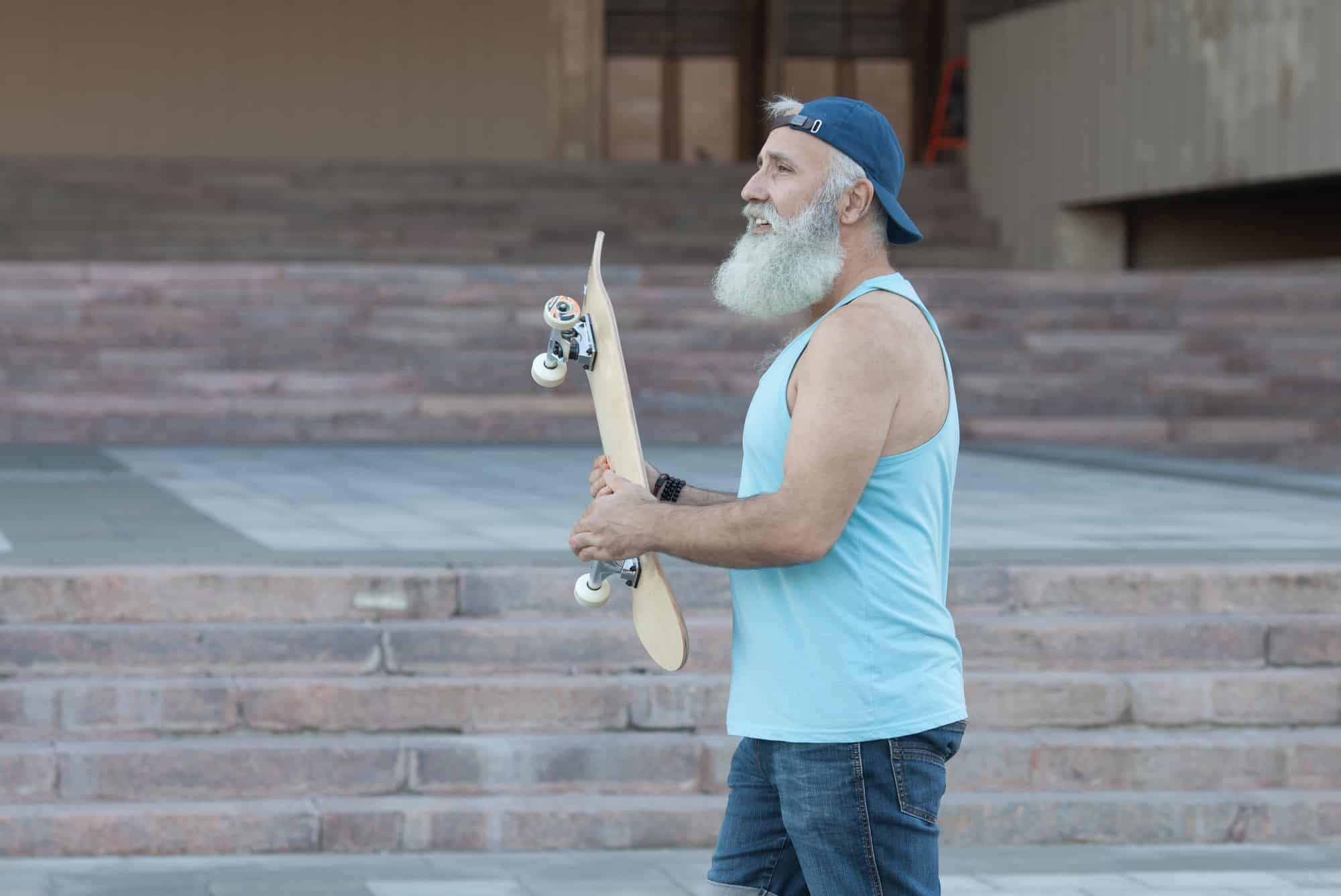 Am I Too Old to Skateboard