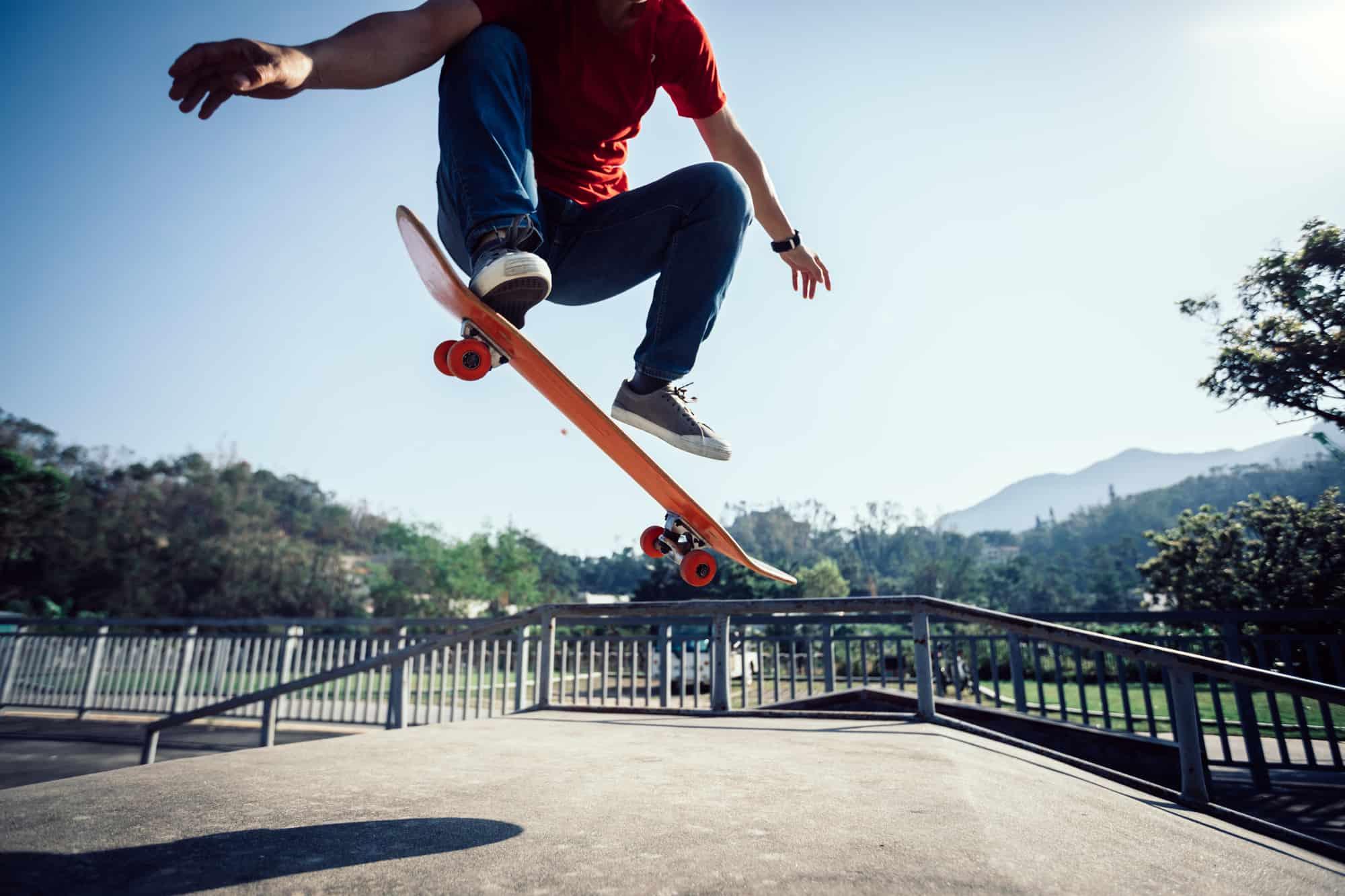cities for skateboarding