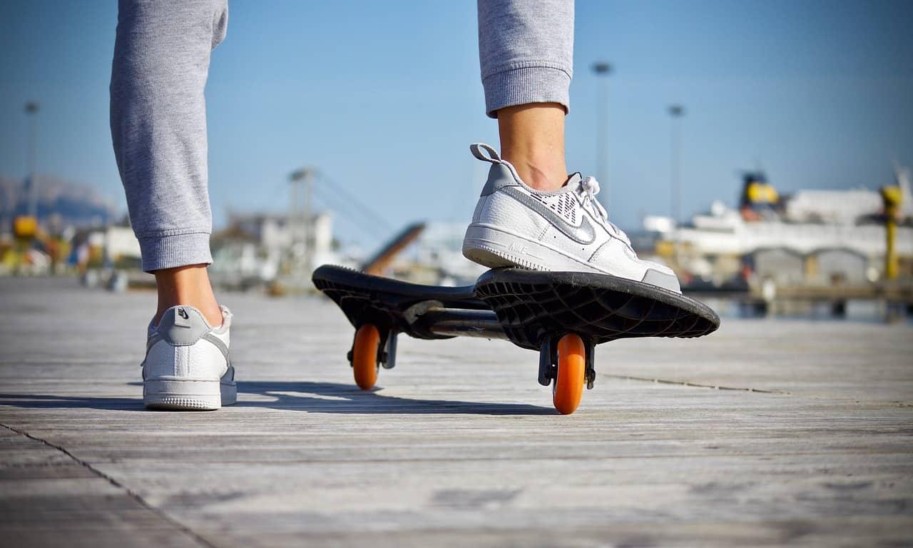 Feet Hurt When Skateboarding