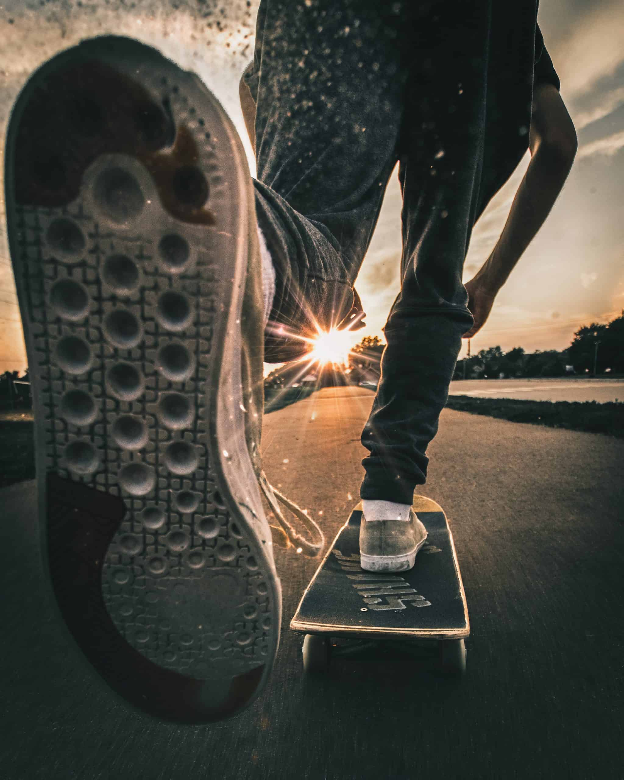 How to Get Back Into Skateboarding