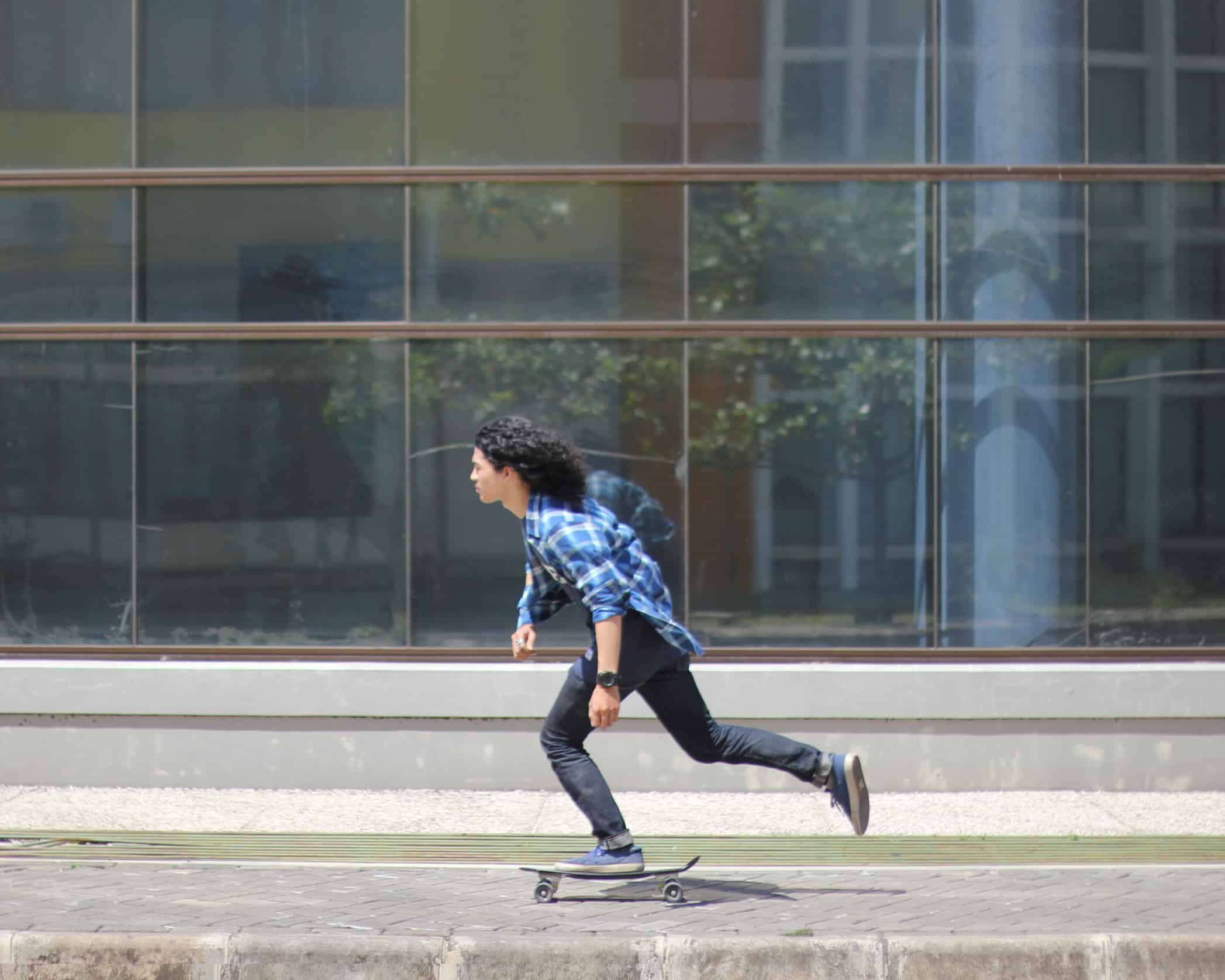 can skateboarding help you lose weight