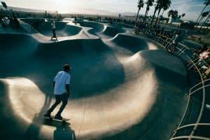 skateboard setup bowl for bowl and pool
